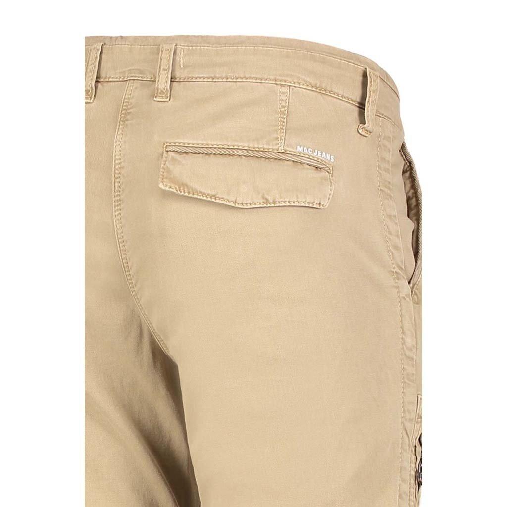 MAC Jeans MAC Lennox Worker Canvas Stretch, Military Beige PPT