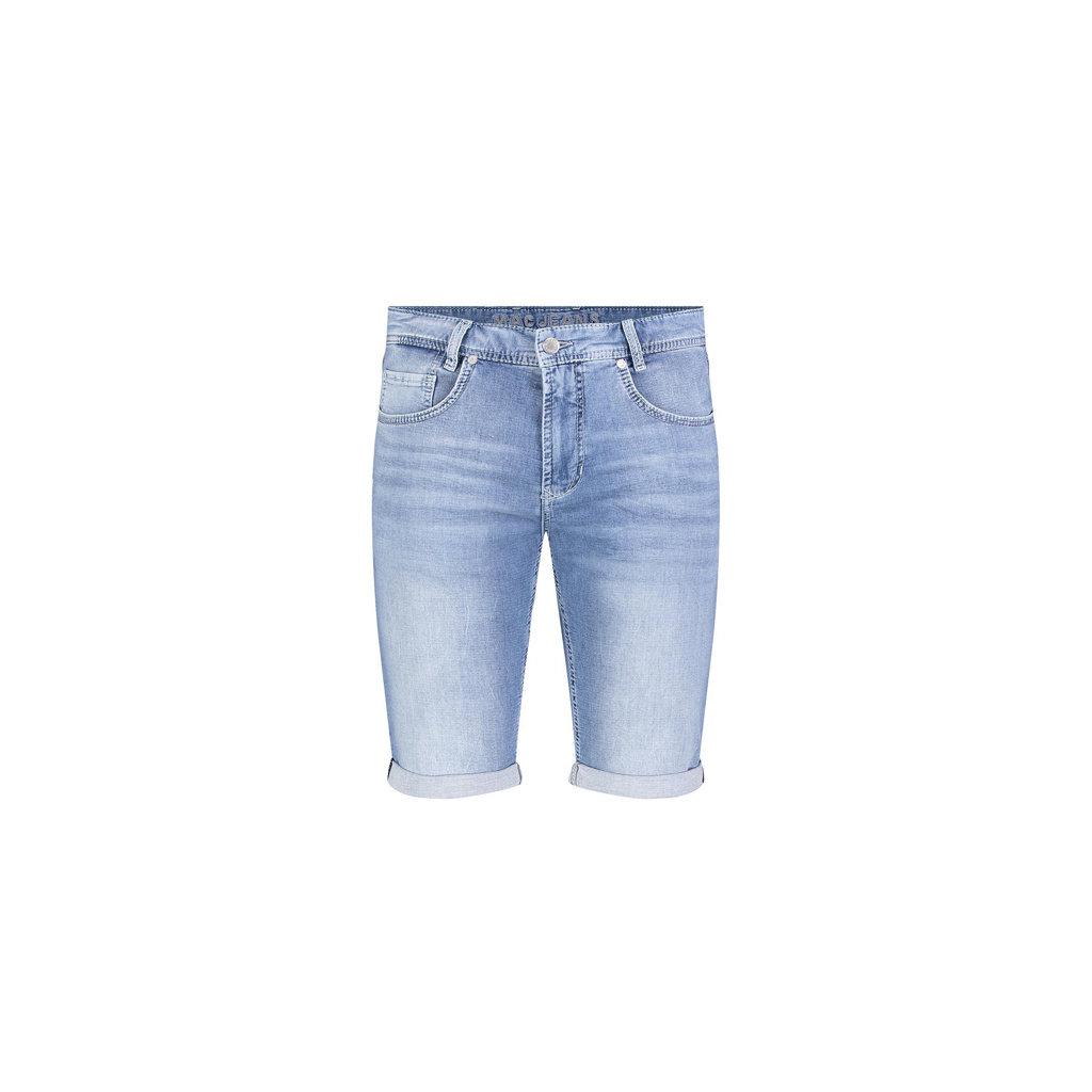 MAC Jeans MAC Jog'n Bermuda, Light Sweat Denim, Light Authentic Sky Blue
