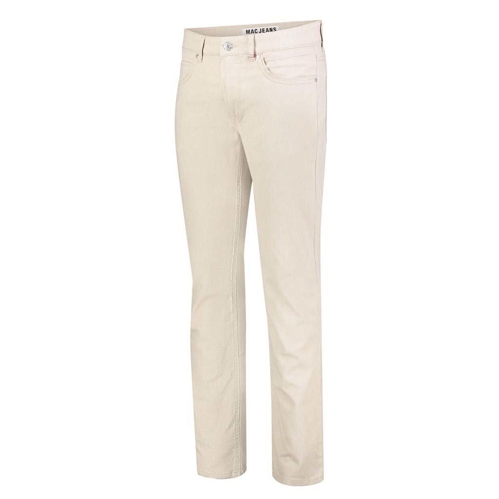 MAC Jeans MAC Arne Pipe Structure Stretch, Kitt