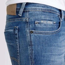 MAC Jeans MAC Ben Summer Denim, Original Blue Authentic Wash