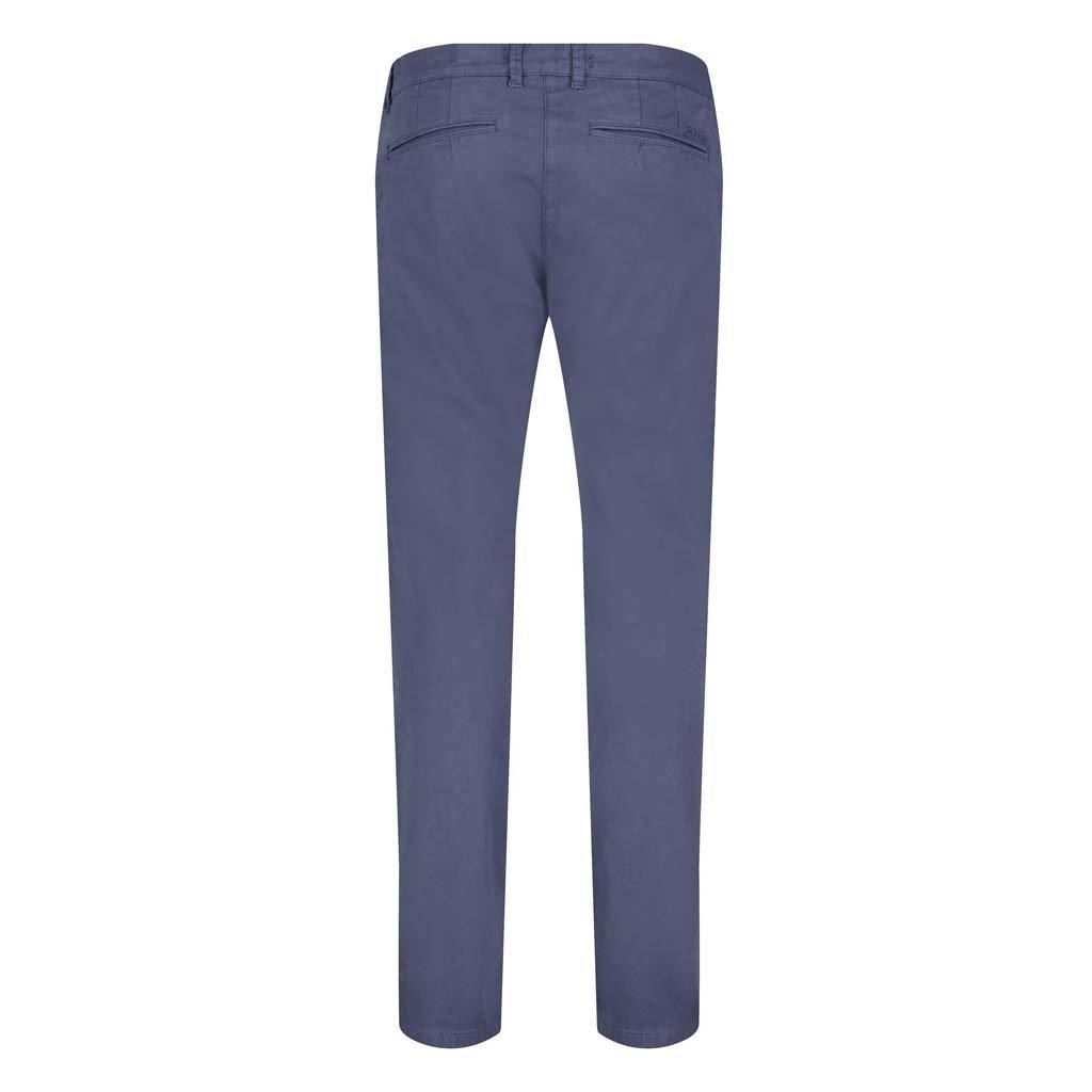 MAC Jeans MAC Lennox  Canvas Stretch, Nautic Blue PPT