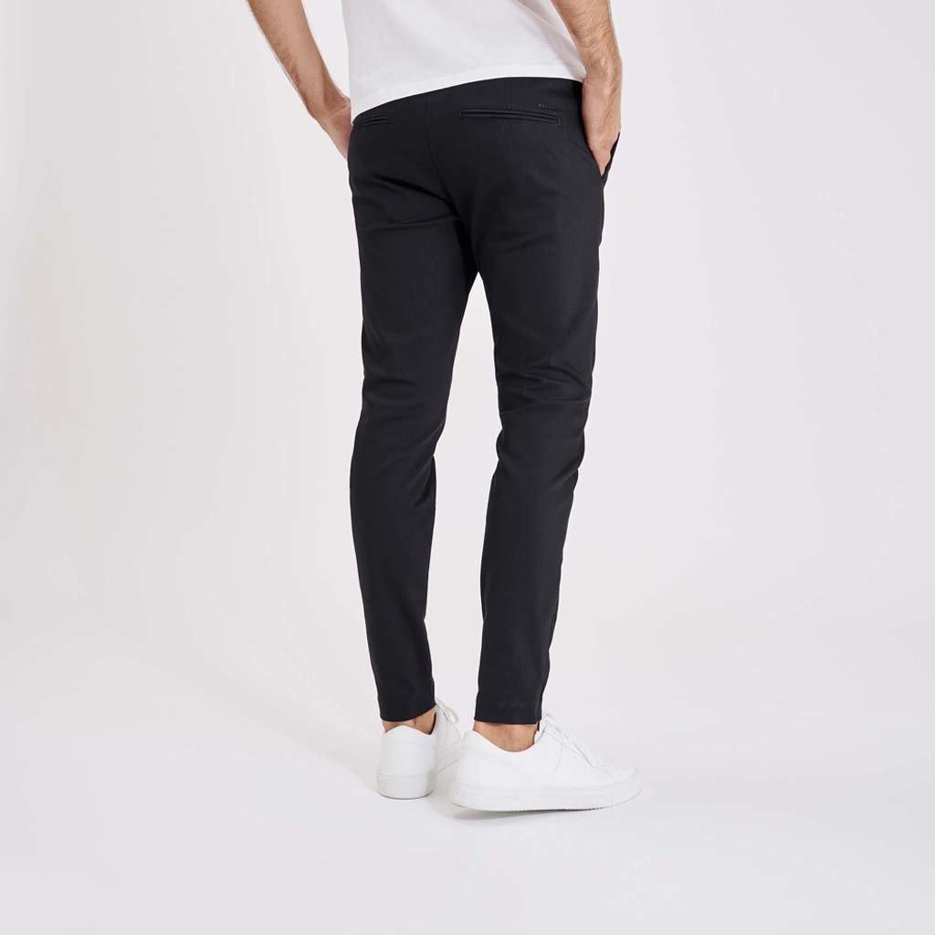 MAC Jeans MAC Lennox Griffin Cotton Nylon Stretch, Black