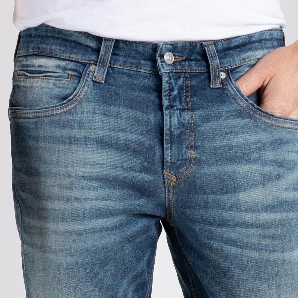 MAC Jeans MAC Arne Pipe Workout Denimflexx, Original Blue Extreme Wash
