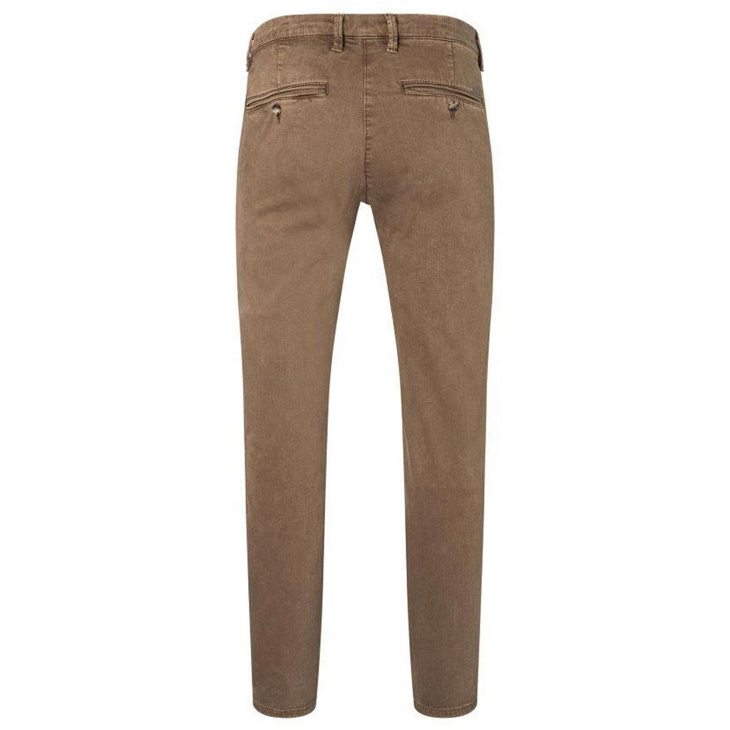 MAC Jeans MAC Macflexx Ultimate Driver Pants, Hazelnut
