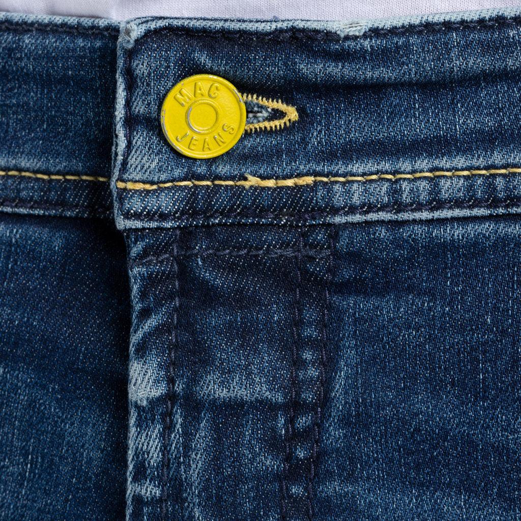 MAC Jeans MAC Macflexx, Dark Blue Authentic Used