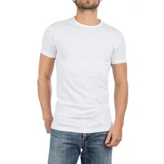 AlanRed AlanRed Derby 2-pack thin O-neck regular fit white
