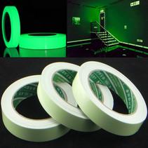 Glow Tape 10 meter x 20 mm