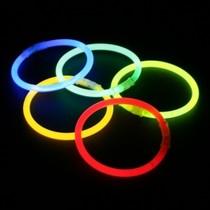 Glow Bracelets Mixed Colours