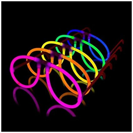 Glowsticks.com Glow in the Dark Glasses / Glow eye Glasses