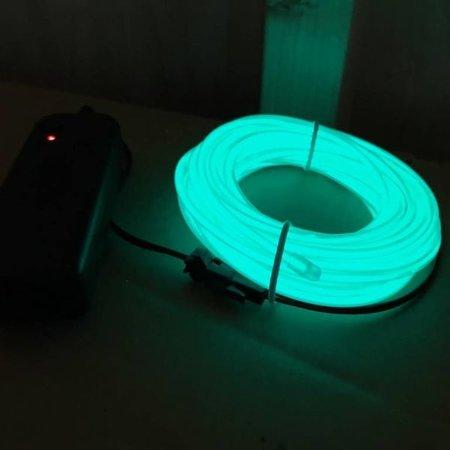 Glowsticks.com EL Wire Green 5 Metre
