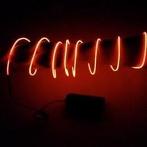 EL Wire 2 Metre Red