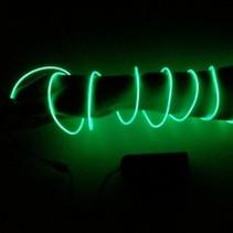 EL Wire 2 Metre Green