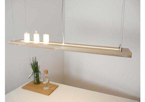 Peka Ideen Led Leuchte Hängelampe Holz Buche