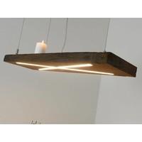 thumb-Lampe Hängeleuchte antik Balken-1