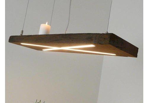 Rustikale lampen und leuchten aus holz peka ideen