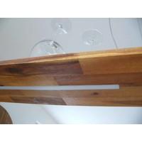 thumb-Hängeleuchte Holz Akazie-5