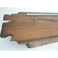 thumb-Küchenleiste aus uraltem Fachwerkbalken-5