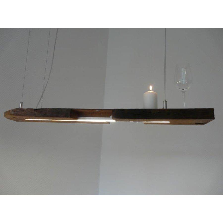 LED Lampe Hängeleuchte antik Balken-2