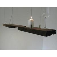 thumb-LED Lampe Hängeleuchte antik Balken-4