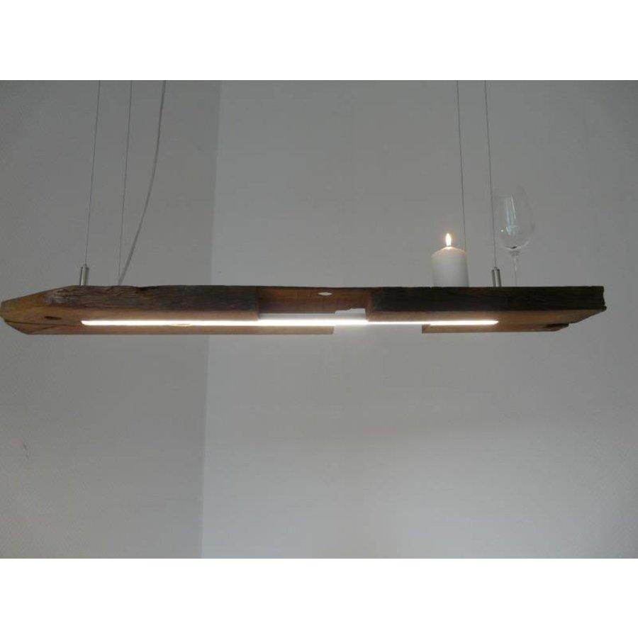 LED Lampe Hängeleuchte antik Balken-5