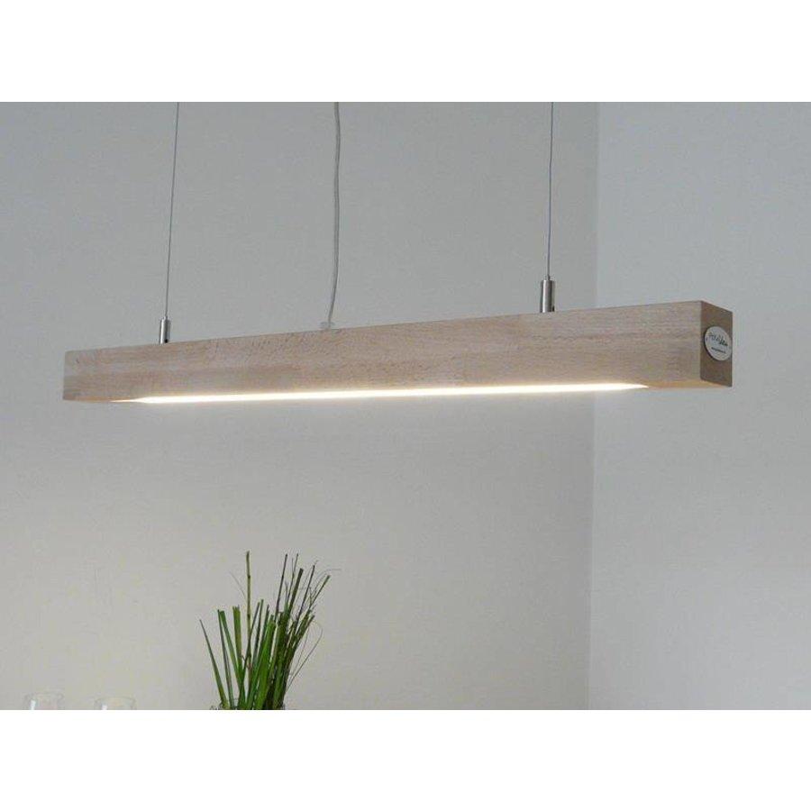 Hängelampe Deckenlampe Holz Buche-2
