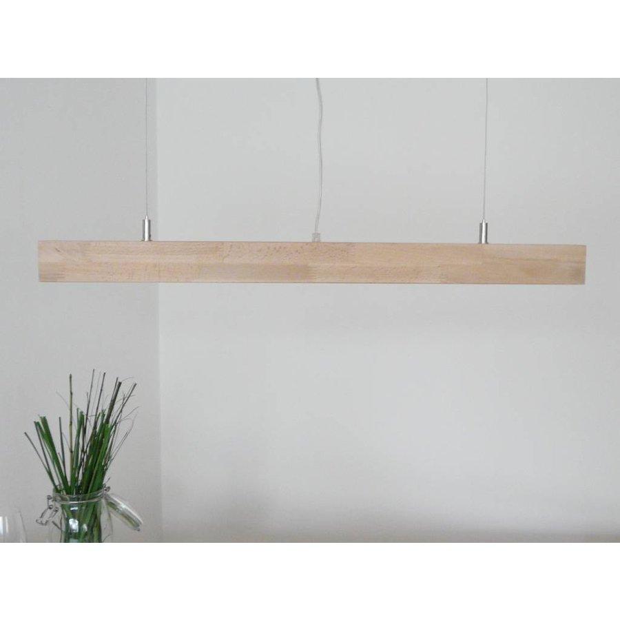 Hängelampe Deckenlampe Holz Buche-4