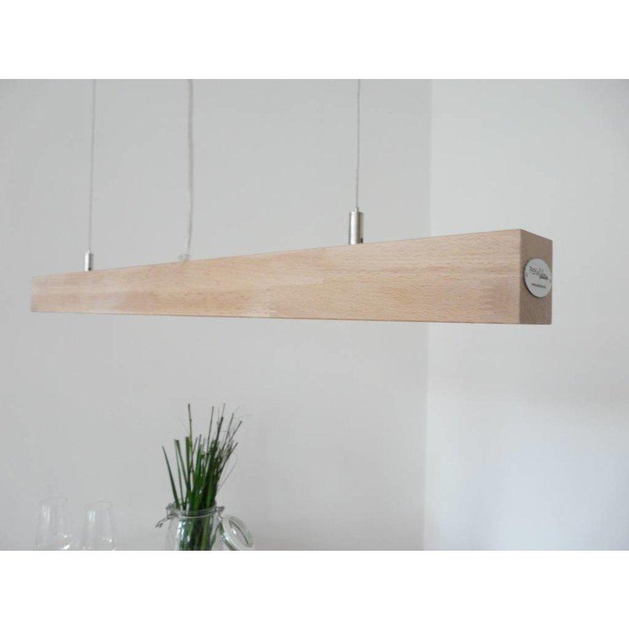 Hängelampe Deckenlampe Holz Buche-6