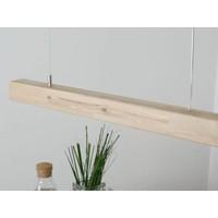 thumb-Hängelampe Esstischlampe Holz Buche-8