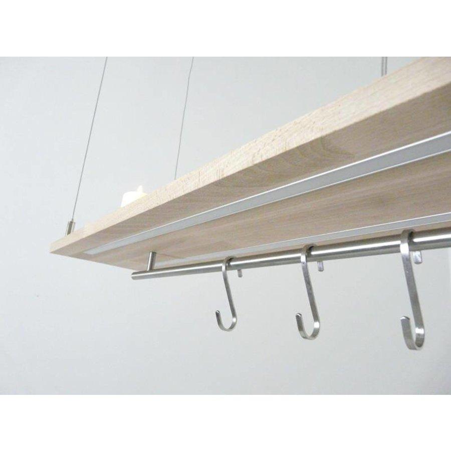 Esstischlampe Küchenlampe  Holz Buche-7