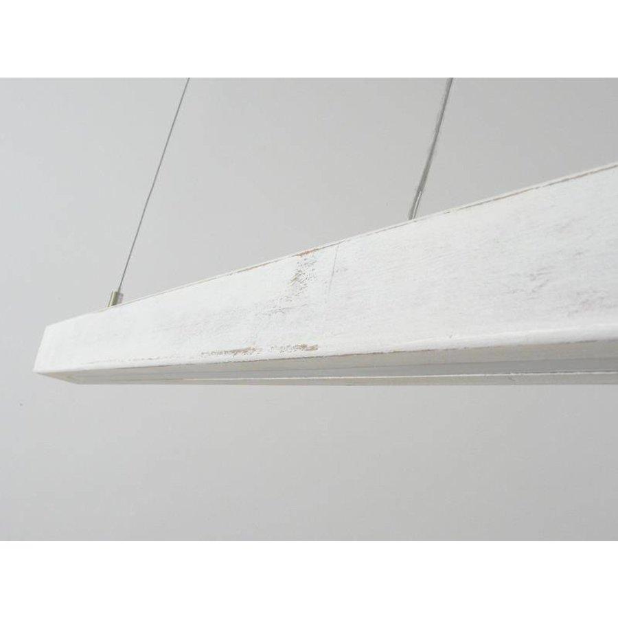 Esstischlampe Shabby chic Holzlampe-7
