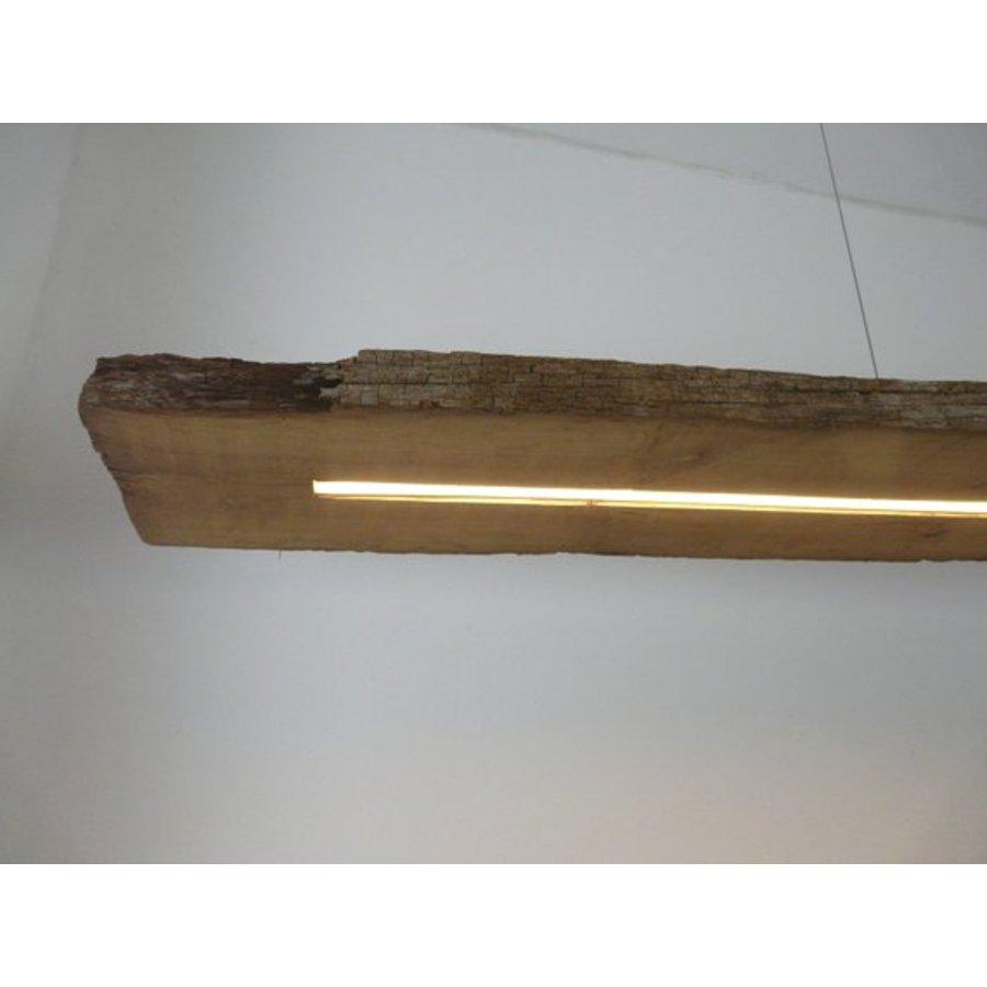 XXL LED Lampe Hängeleuchte antik Balken-7
