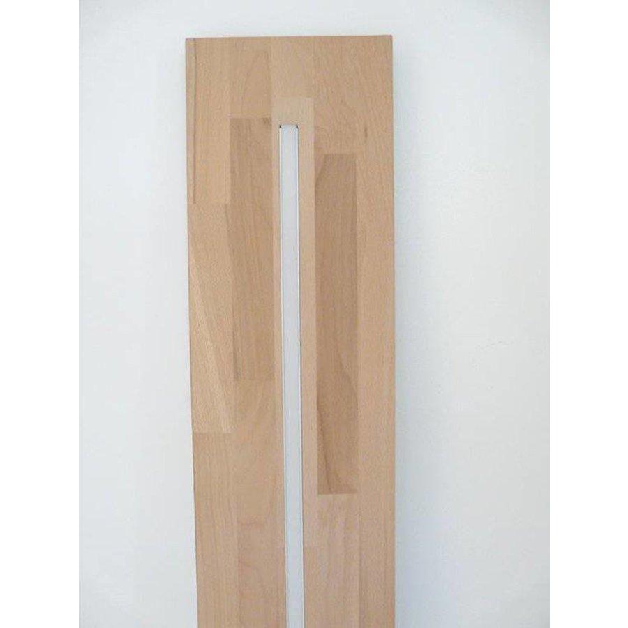 Hängeregal Leuchte Holz Buche kaufen-5