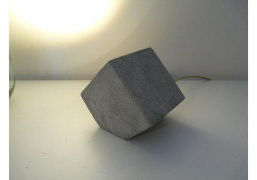 Led MinySpot betonbeschichtet