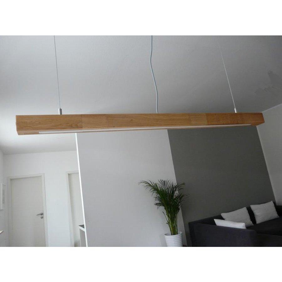 Hängelampe Holz Eiche geölt-3