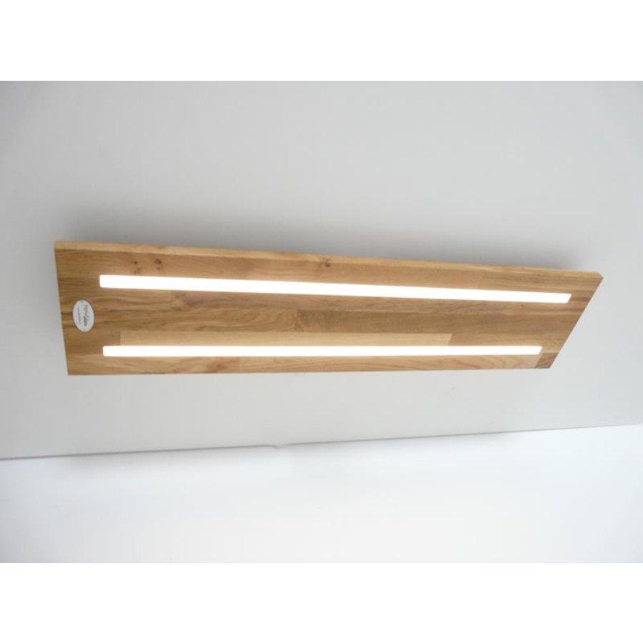 Deckenleuchte Holz Eiche geölt-4