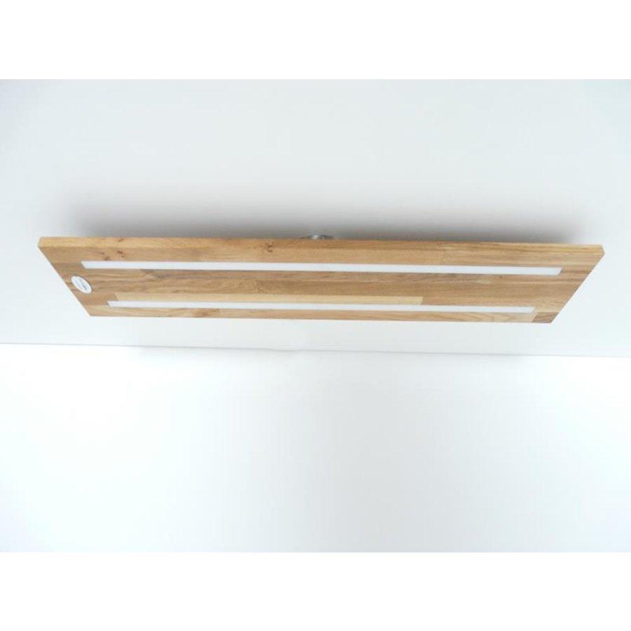 Deckenleuchte Holz Eiche geölt-5