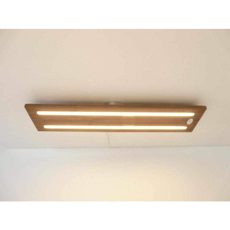 Deckenleuchte Holzlampe  Holz Akazie-1