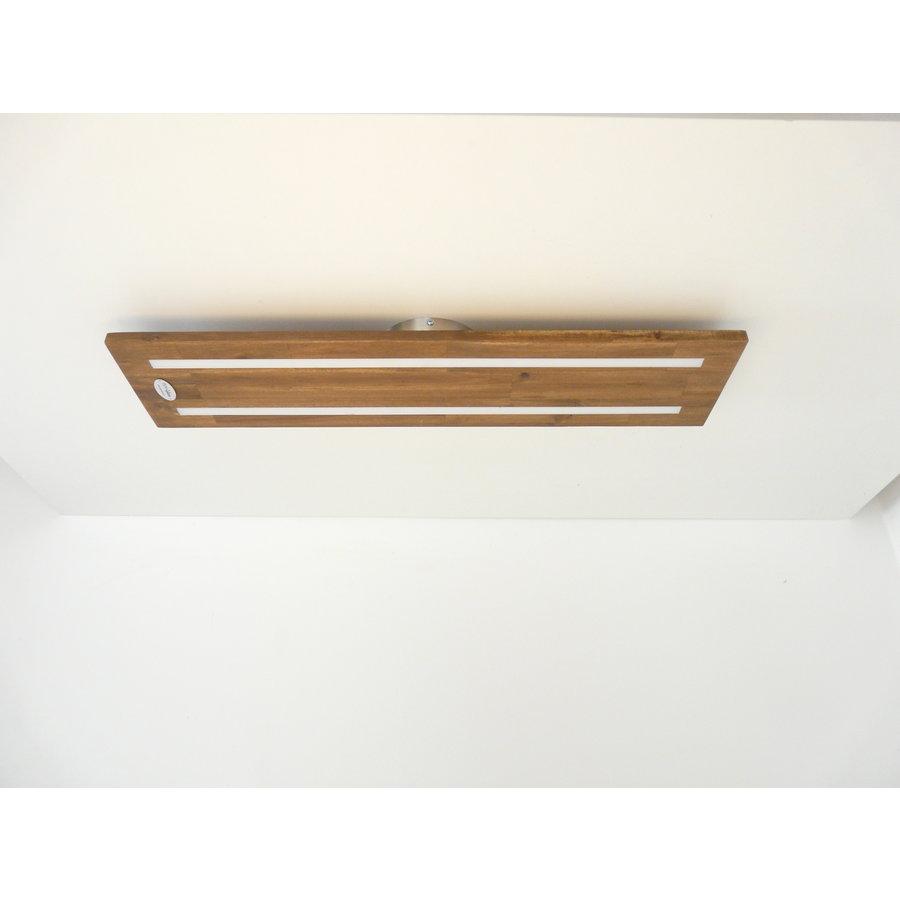 Deckenleuchte Holzlampe  Holz Akazie-2
