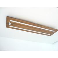 thumb-Deckenleuchte Holzlampe  Holz Akazie-3