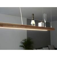 thumb-Led Leuchte Hängelampe Holz Akazie-2