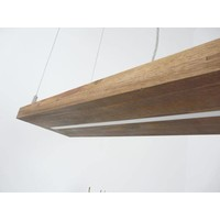 thumb-Led Leuchte Hängelampe Holz Akazie-4