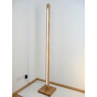 thumb-Stehlampe Holz Buche gewachst-1