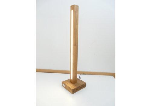Peka Ideen Tischleuchte Holz Buche