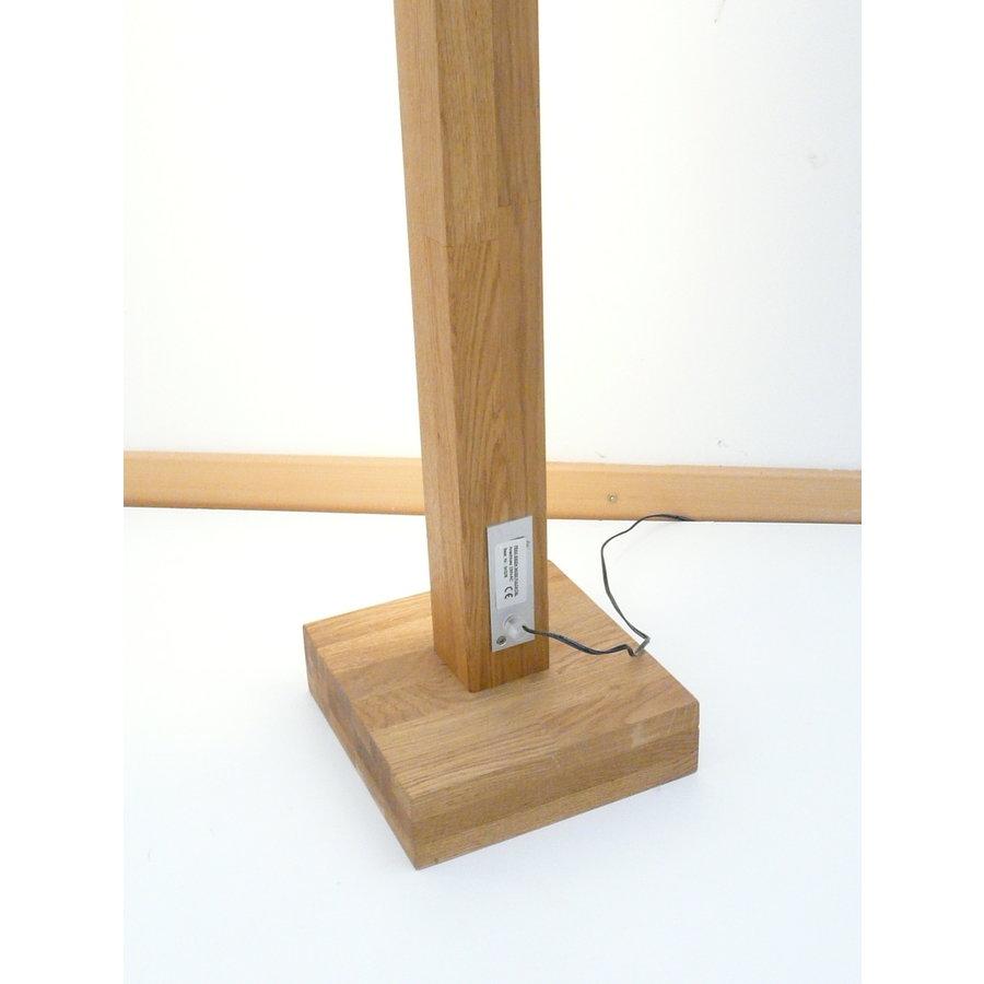 Tischleuchte Holz Buche-2