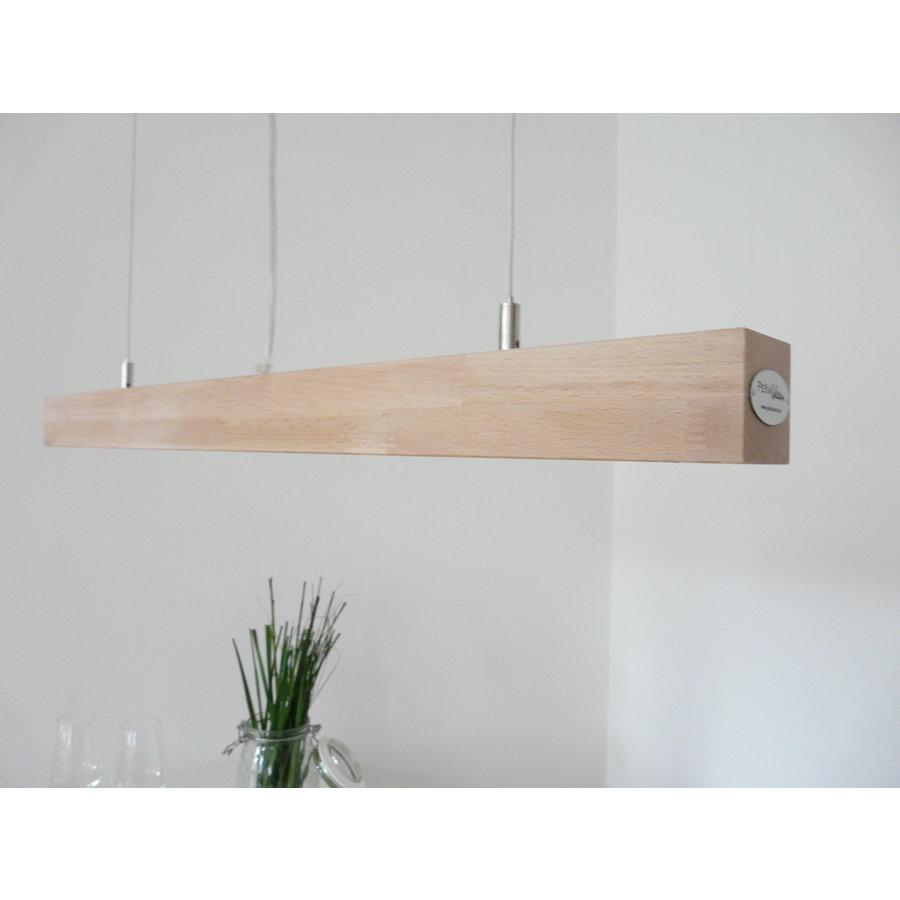Tischleuchte Holz Buche-8