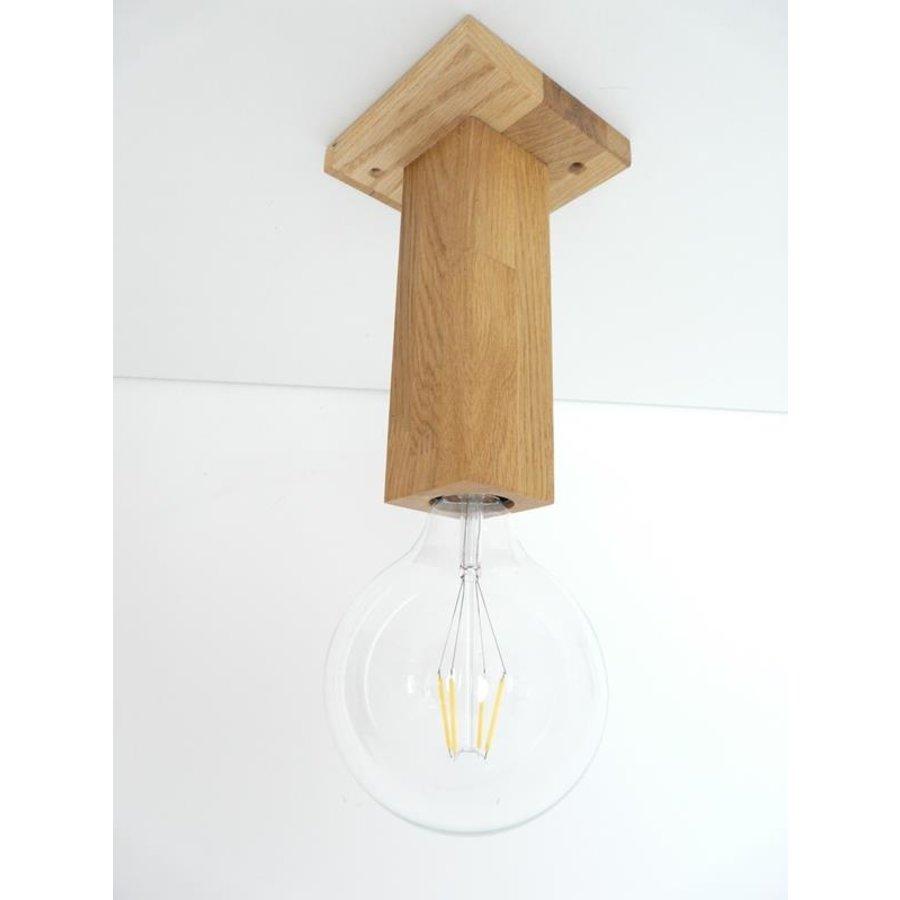 Tischleuchte Holz Buche-10