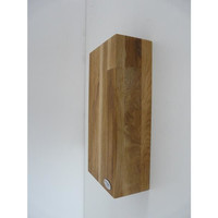 thumb-Wandleuchte Holz Eiche geölt-6