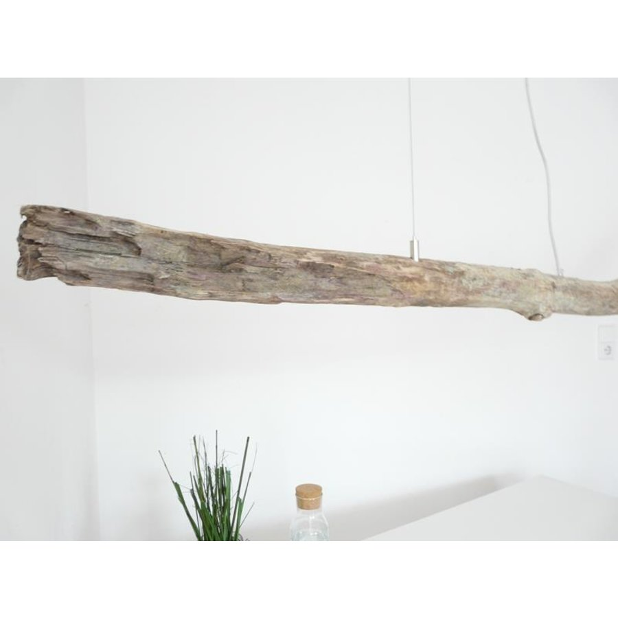 Treibholzleuchte Hängelampe Esstischleuchte-4