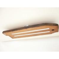 thumb-Led Deckenlampe aus antiken Eichenbalken-6