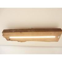 thumb-Led Deckenleuchte aus antiken Eichenholz-2